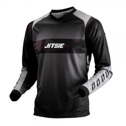 Jersey L3 Kozmoz grey / black