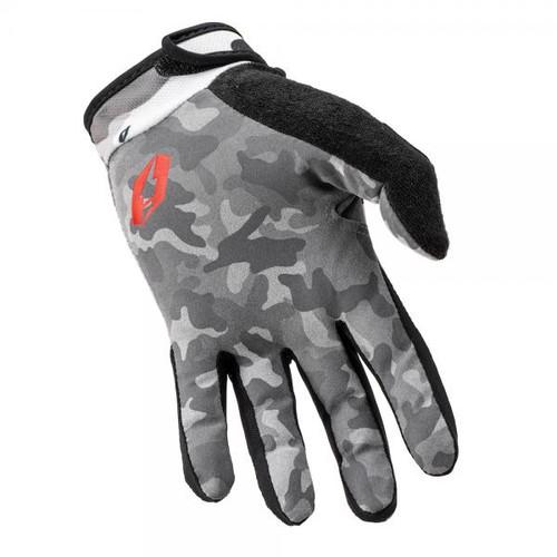 Gloves G3 Core Camo, grey