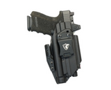Why it is important to buy an IWB gun holster with a sweat shield