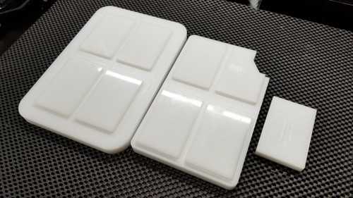 Wallet Mold and Trim Set