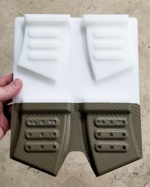 AK-47 Magazine Mold/Trim Set