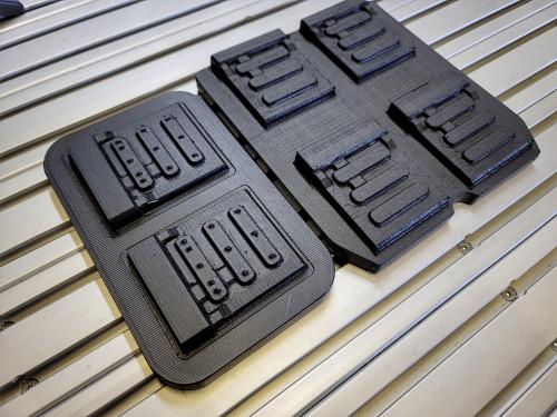AR-15 Magazine Mold/Trim Set