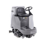 Commercial Ride On Floor Scrubbers