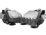 Advance Industrial Rider Sweepers
