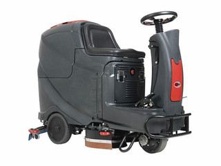 Viper AS850R Ride On Floor Scrubber