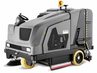 Karcher B 300 R Diesel Industrial Floor Scrubber