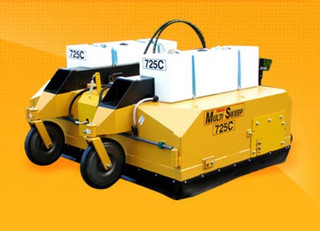 Multisweep 725C Attachment Sweeper