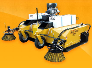 Multisweep 900 Attachment Sweeper