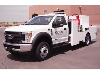 Cyclone CY5500SK Truck Mounted High Pressure Washer