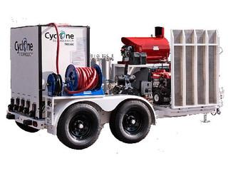Cyclone TR5000 High Pressure Washer