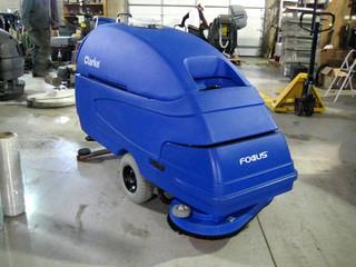 Clarke Focus S33 Floor Scrubber