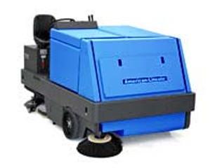 American Lincoln 7760 Combination Sweeper Scrubber