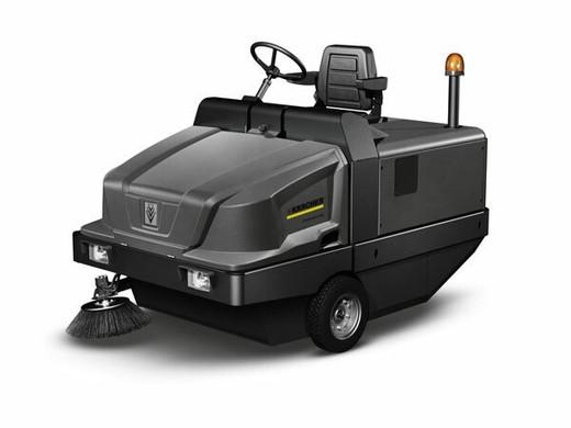Karcher KM 130/300 R LPG Ride On Sweeper