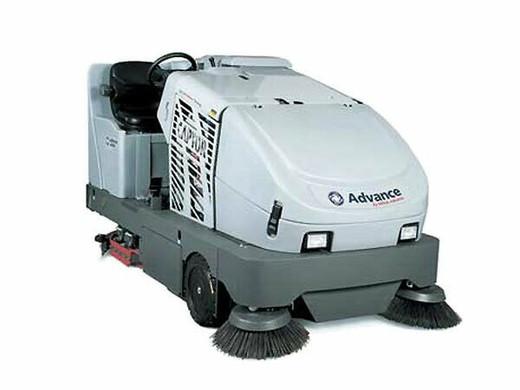 Advance Captor 5400 Diesel Combination Sweeper Scrubber