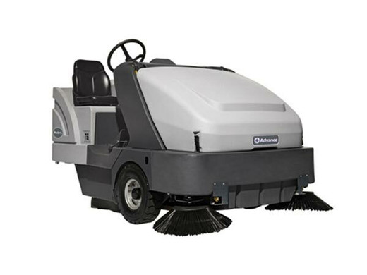 Advance Proterra 5130 LPG w/ Dust Guard Floor Sweeper
