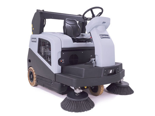 Advance SW5500 Industrial Rider Sweeper