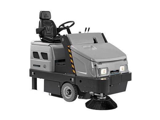 Mach Mach 6 EB Rider Floor Sweeper