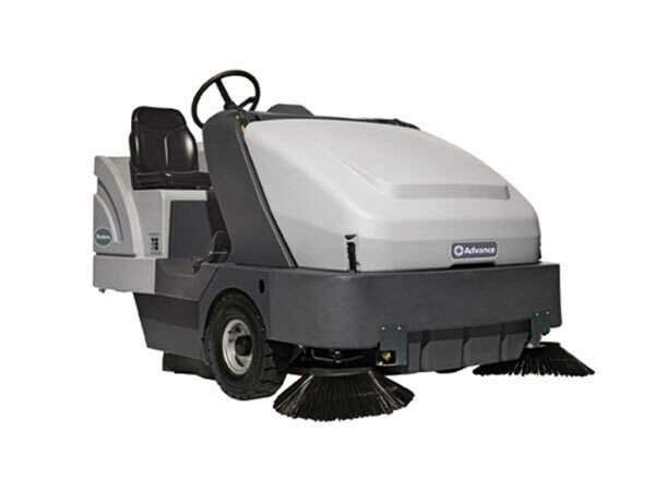 Advance Proterra Rider Sweeper