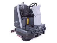 manufacturng plant floor scrubbers