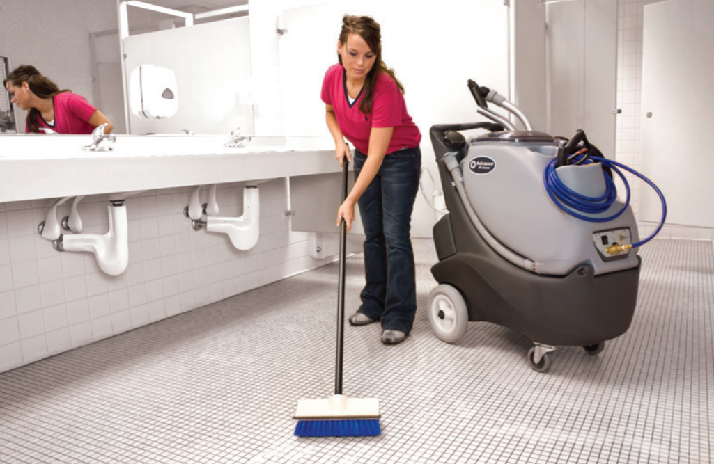 hopital floor cleaning equipment