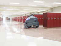 cleaning equipment for schools