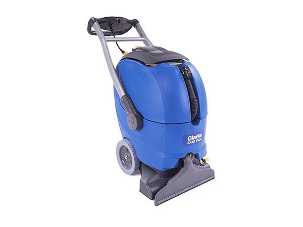clarke carpet cleaning machines