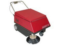 factory cat industrial rider sweepers