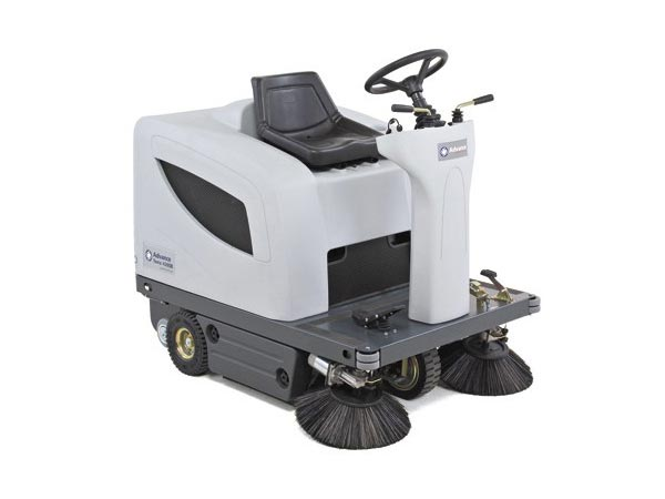 Advance Commercial Rider Floor Sweepers