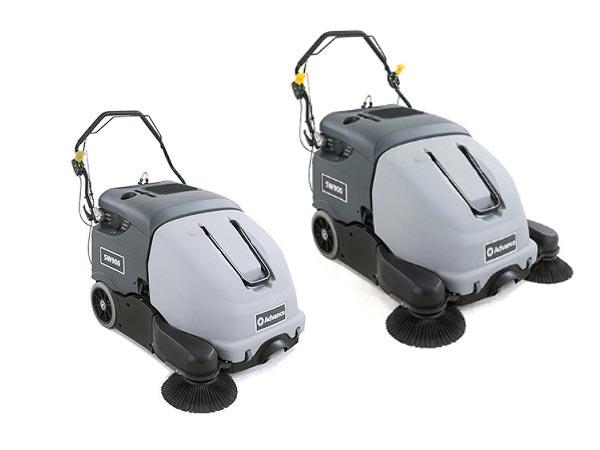 Advance walk behind Floor Sweepers