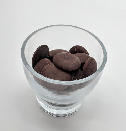 CocoaSupply 55% Chocolate Discs - Made with Organic Cacao