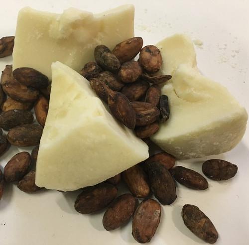 Deodorized Organic Cocoa Butter CocoaSupply