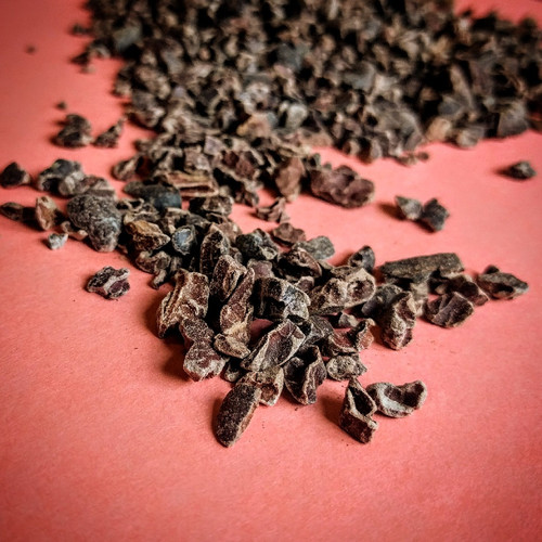 Organic Dried Cocoa Nibs