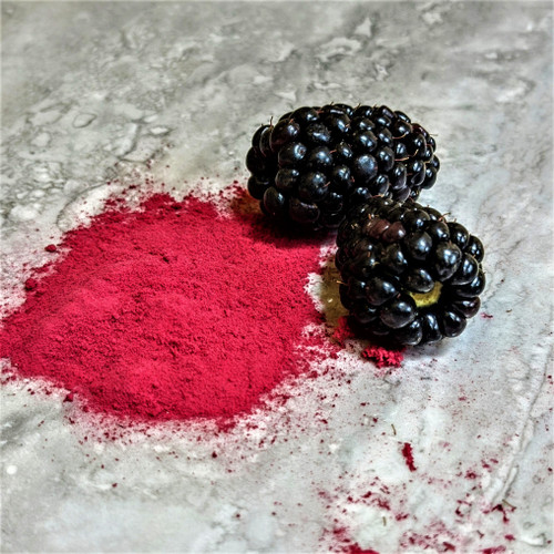 Freezedried Blackberry Blackberries CocoaSupply