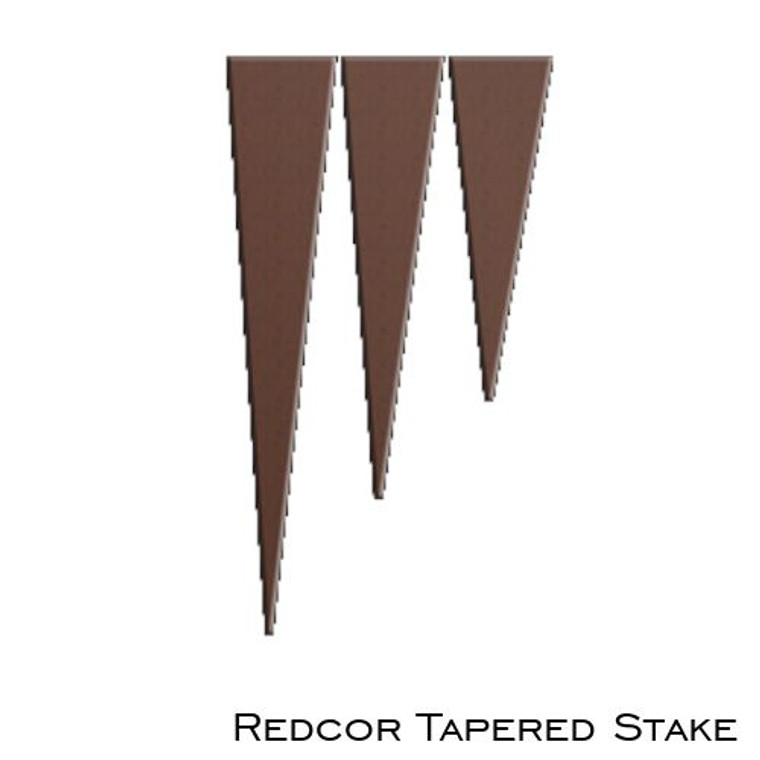 Formboss Redcor Tapered Stake