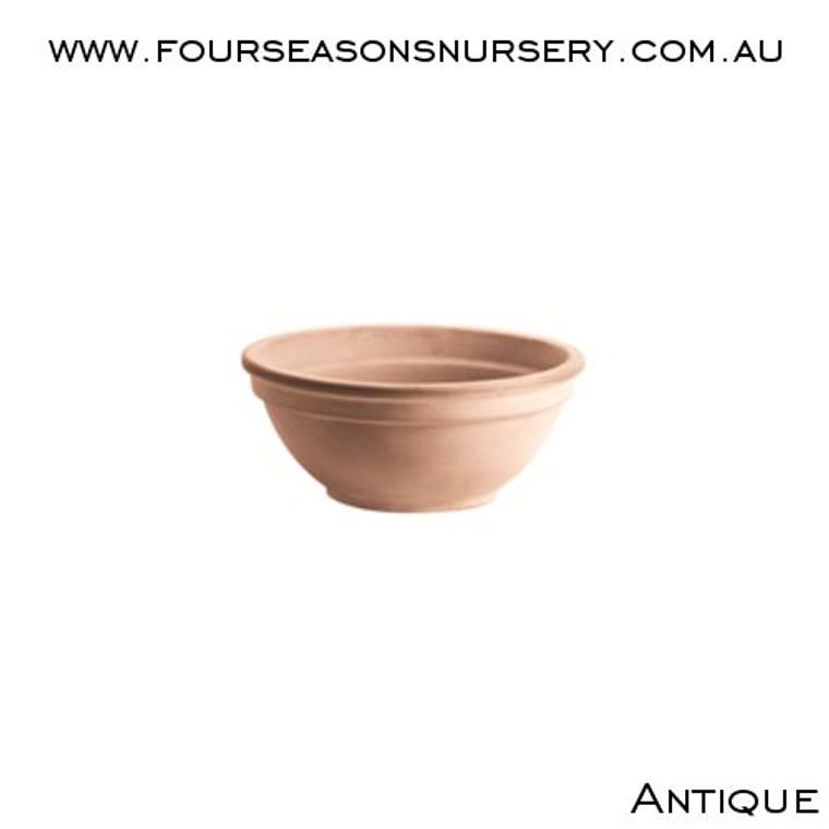 Terracotta Oxford Bowl