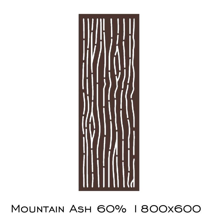 Mountain Ash Gardenscreen