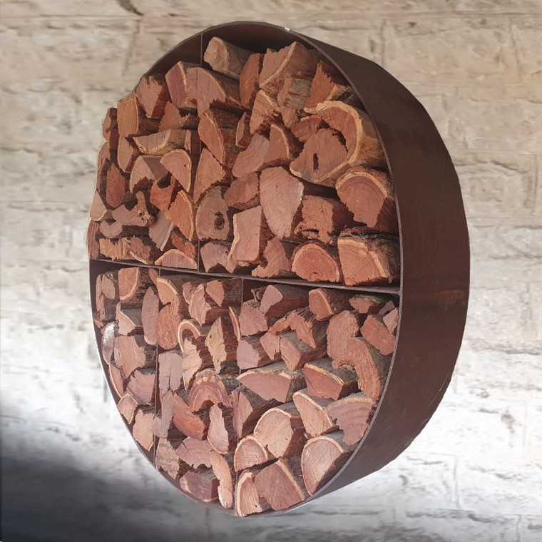St Elmos Fire Wood Stacker Ring