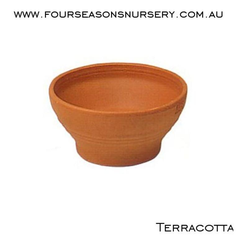 Terracotta Florentine Bowl