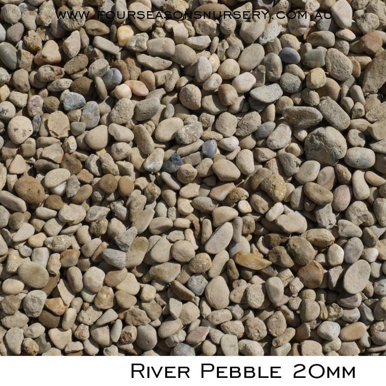 Round River Pebble 20mm