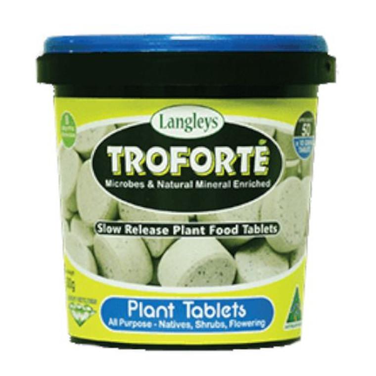 Troforte SRPF Plant Tablets