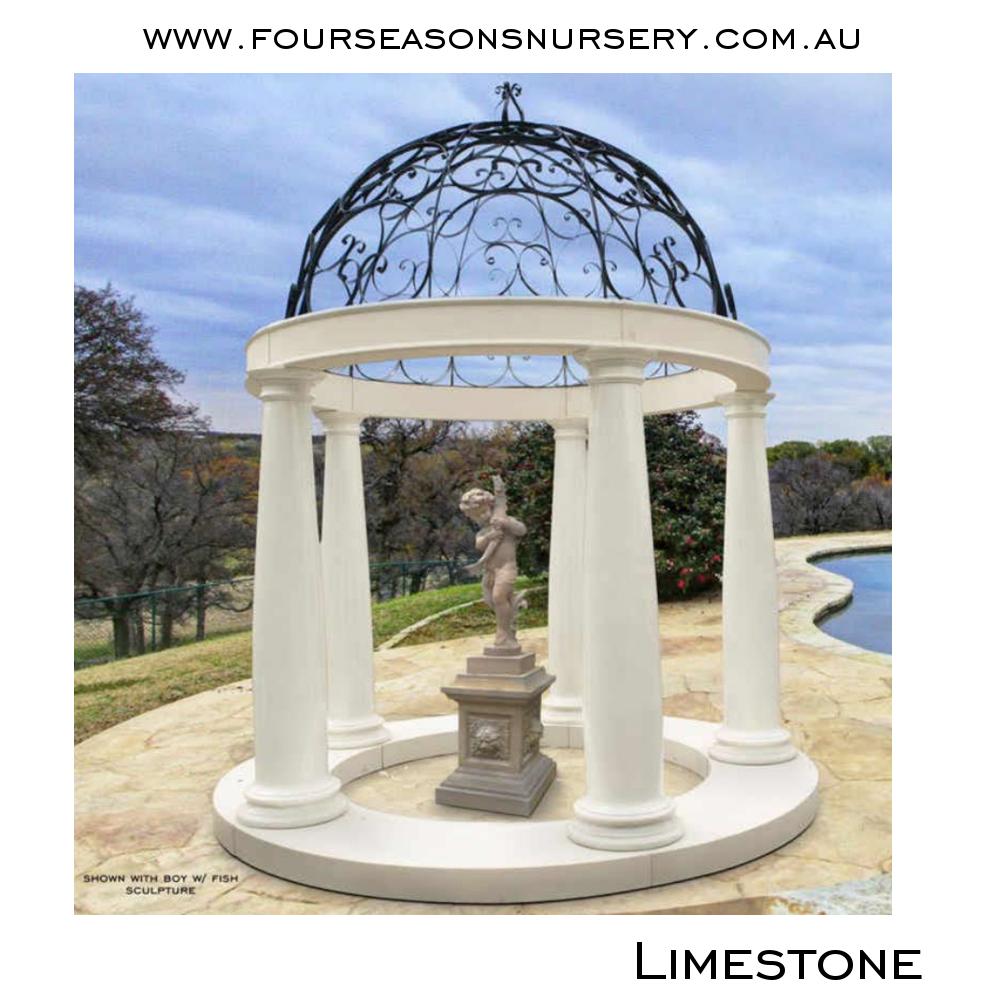 Pietro Stoneware Rotunda