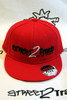Street2Track Flex Fit Red hat