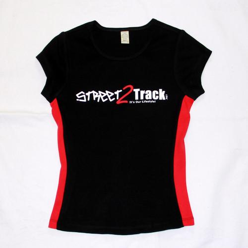 Street2Track OG Red / Black