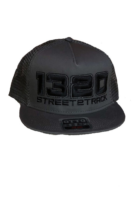 1320 snap back mesh hat