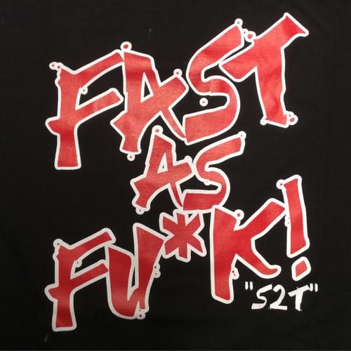 Fast As Fuck - Black