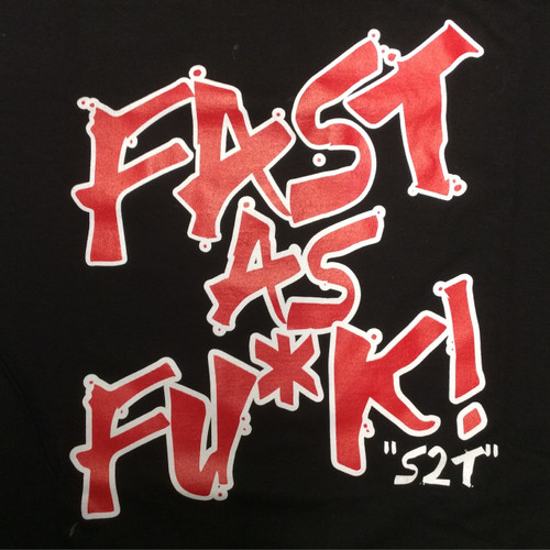 Fast As Fuck - Black