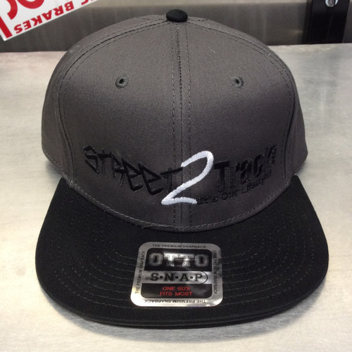 Street2track - Snap Back No Puff