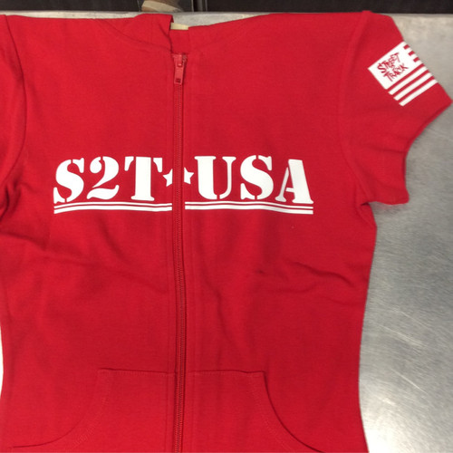 S2T USA Red