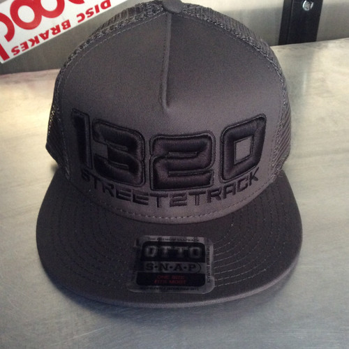 1320 Snap Back All Grey