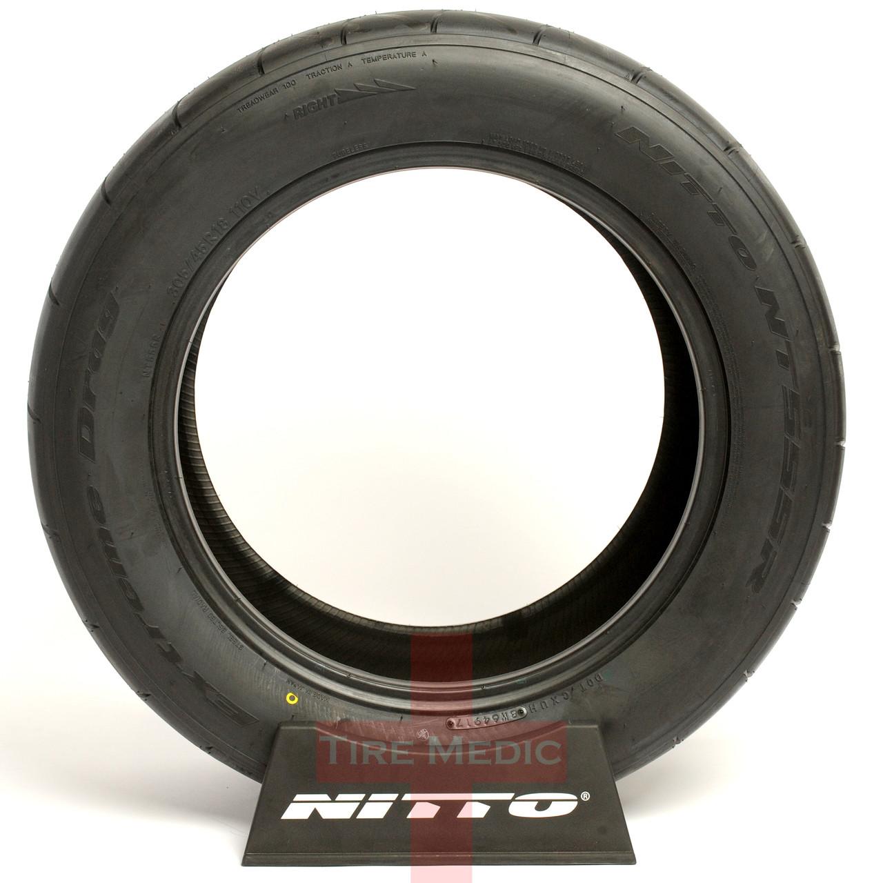 Nitto NT555R Drag